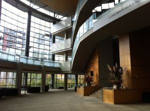 Benaroya Lobby Grand Entrance