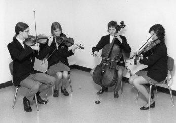 ELHS Quartet 1